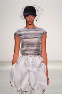 Irina Vitjaz Dazzles New York Fashion Week with her North American Debut Collection 49