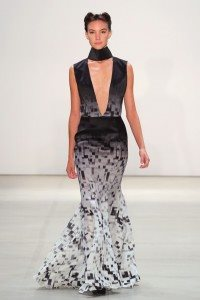 Irina Vitjaz Dazzles New York Fashion Week with her North American Debut Collection 21