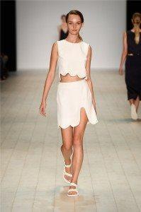 Karla Spetic Runway Show - Mercedes-Benz Fashion Week Australia 9