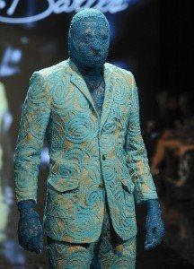 Kenneth Barlis Runway Show at Los Angeles Fashion Week 13