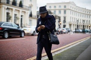 London Fashion Week Street Style AW 2016 21