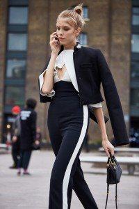 London Fashion Week Street Style AW 2016 19