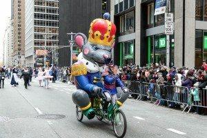Macys Thanksgiving Day Parade 2016 37