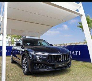 Maserati & La Martina at the 45' Polo Sotogrande 9