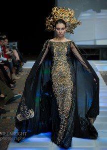 Couture Fashion Week New York - Meggie Hadiyanto Collection 1