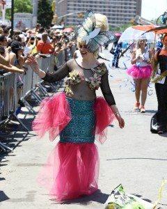 The 34th Annual Mermaid Parade with Queen Mermaid Hailey Clauson 9