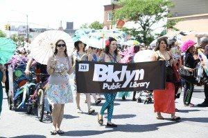 The 34th Annual Mermaid Parade with Queen Mermaid Hailey Clauson 19