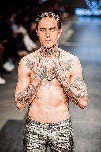 Mister Triple X Serves Sexy to Serbia Fashion Week 19