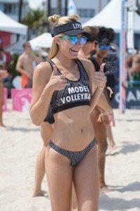 Model Volleyball Miami Beach 2017 1