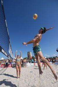 Model Volleyball Miami Beach 2017 19