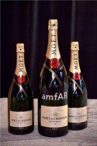 Moët Hennessy Reaffirms Global Partnership with amfAR at the 19th Annual amfAR New York Gala 1