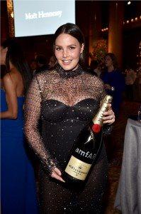 Moët Hennessy Reaffirms Global Partnership with amfAR at the 19th Annual amfAR New York Gala 15
