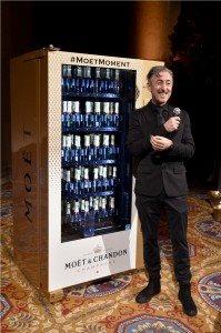 Moët Hennessy Reaffirms Global Partnership with amfAR at the 19th Annual amfAR New York Gala 21