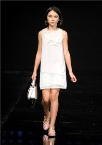 Monnalisa Runway Wearing 13