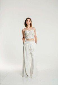 Olia Zavozina BRIDAL Fashion Week Collection 2017 5