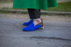 Paris Street Style at Day 1 of Fashion Week 53