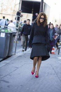 Paris Street Style at Day 1 of Fashion Week 49