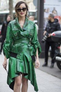 Paris Street Style at Day 1 of Fashion Week 5
