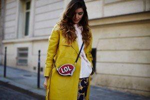Paris Fashion Week FW16 Street Style 17
