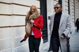 Paris Fashion Week FW16 Street Style 15