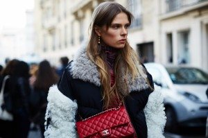 Paris Fashion Week FW16 Street Style 11