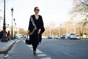 Paris Fashion Week FW16 Street Style 9