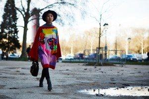 Paris Fashion Week FW16 Street Style 5