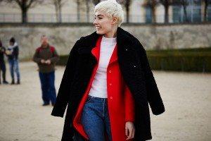 Paris Fashion Week FW16 Street Style 33