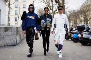 Paris Fashion Week FW16 Street Style 31