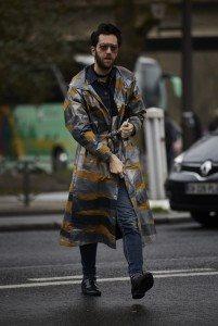 Paris Fashion Week Mens FW16 Street Style 39
