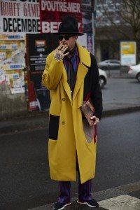 Paris Fashion Week Mens FW16 Street Style 37