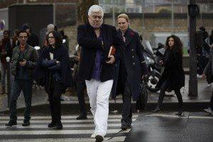 Paris Fashion Week Mens FW16 Street Style 29