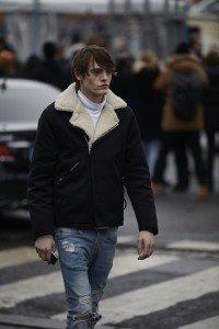 Paris Fashion Week Mens FW16 Street Style 27