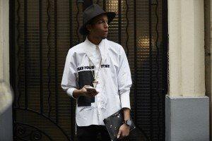 Paris Fashion Week Mens FW16 Street Style 19