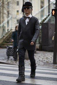 Paris Fashion Week Mens FW16 Street Style 13
