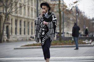 Paris Fashion Week Mens FW16 Street Style 11