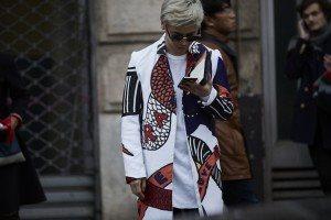 Paris Fashion Week Mens FW16 Street Style 55