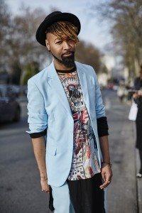 Paris Fashion Week Mens FW16 Street Style 9