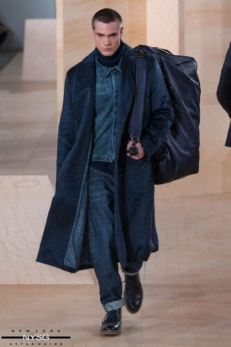Perry Ellis Runway Show at New York Fashion Week Men's FW16 19