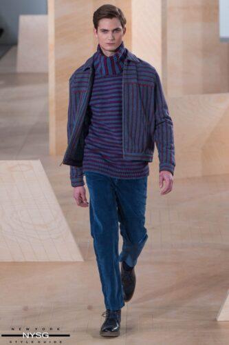 Perry Ellis Runway Show at New York Fashion Week Men's FW16 25