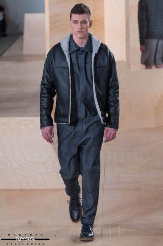 Perry Ellis Runway Show at New York Fashion Week Men's FW16 51