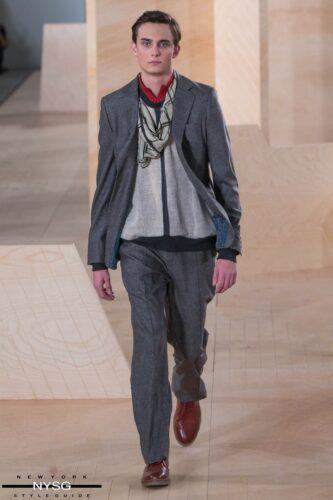 Perry Ellis Runway Show at New York Fashion Week Men's FW16 55