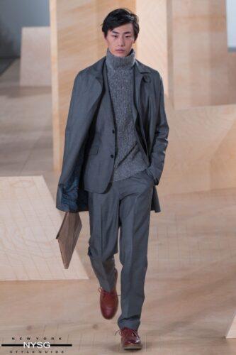 Perry Ellis Runway Show at New York Fashion Week Men's FW16 57