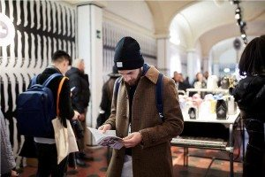 First Closing figures and feedbacks on Pitti Uomo 91 45