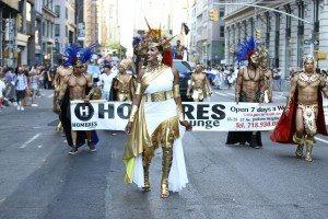 NYC Pride Parade 2016 45