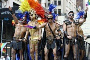 NYC Pride Parade 2016 39