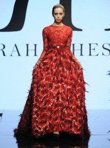 Rahil Hesan at Art Hearts Fashion Los Angeles Fashion Week Runway Show 15