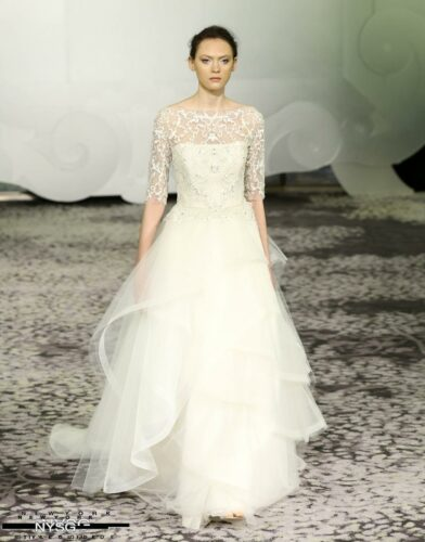 Rita Vineris - Bridal Week - New York 9