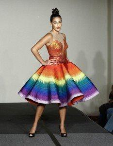 Rocky Gathercole SS17 at New York Fashion Week 1