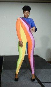 Rocky Gathercole SS17 at New York Fashion Week 11